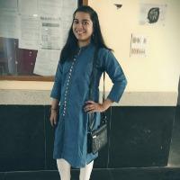 Sweta Sarangi from Dhanbad