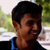 Amlan J. Das from Mumbai