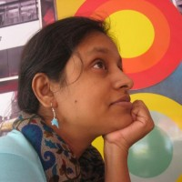 Indrani Ghose from Bangalore