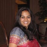 Shwetal Rai from Bangalore