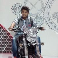 Sudhanshu Raghav from New Delhi
