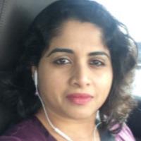 Anusha Dasarathi from Abudhabi