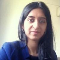 Palka Chopra from Hong Kong