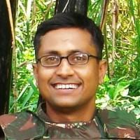 gautam rajrishi from dehradun