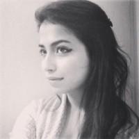 Aziza Banerjee from New Delhi