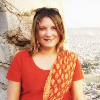 Mariellen Ward from Toronto, Delhi