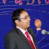 Kankshit Munshi from Ahmedabad
