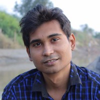 Chandan Chakraborty from Kolkata