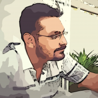Salil Shankar from Chennai
