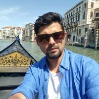 Faizan Patel from New Delhi