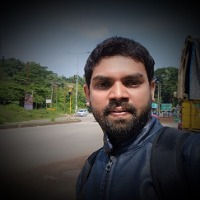 kiran Athrey from Bangalore