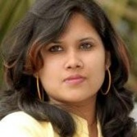 Urmi Chanda-Vaz from Mumbai