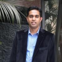 Vibhor Mathur from Bangalore