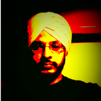 Harjeev Singh Chadha from New Delhi