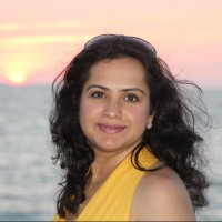 Priya Talreja from Bangalore