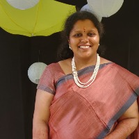 Sangeeta Goel from Bangalore