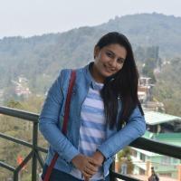 Divya Toshniwal from DELHI