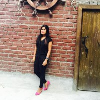 Smrati Thakur from Hyderabad