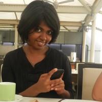 Anna John from Delhi