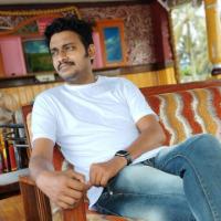 Mohammed Anzil from Kerala