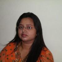 Sweta Chakraborty from Nairobi