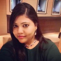 Nidhi Raj Singh from New Delhi