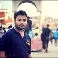 Anirban Dutta from Calcutta