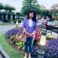 Rashmi Bora Das from Atlanta
