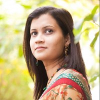 Nistha Tripathi from Indore