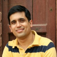 Himanshu Taneja from Gurgaon