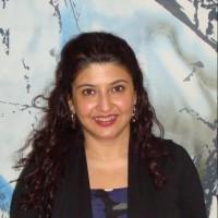 Sharmila Ganguly from Delhi