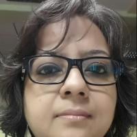 Sahana Chattopadhyay from Mumbai