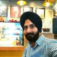 Navneet Singh from Chandigarh