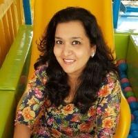 Mayuri Nidigallu from Chennai