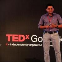 Tathagat Varma from Bangalore
