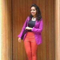 Shweta Ganesh from Mumbai