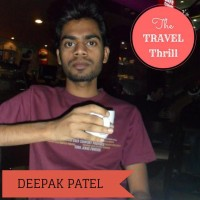 Deepak Patel from New Delhi