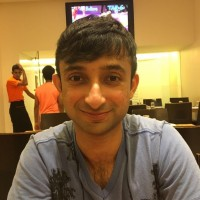 Rohan Parekh from Mississauga