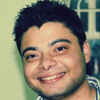 Ankit Prakash from Bangalore