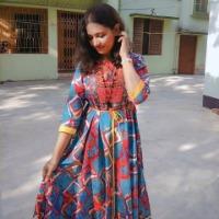 Sayantoni Das from Kolkata