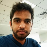 Arunkumar Gudelli from Hyderabad