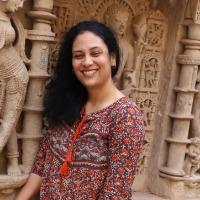 Shoma Abhyankar from Pune