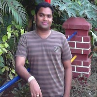 Navin Rao from Hyderabad