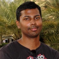 Mithun Divakaran from Bangalore