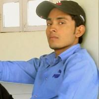 Arshad Ansari from Muzaffarnagar