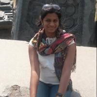 Gitanjali Naidu from Chennai
