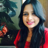 Tina Sequeira from Hyderabad