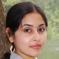 Asha Bhat from Bangalore
