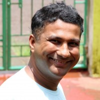 Delson Roche from Nachinola, Goa