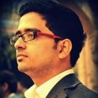 Anshul Tewari from Noida